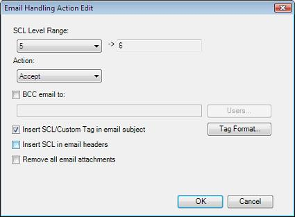 New Email Handling Configuration